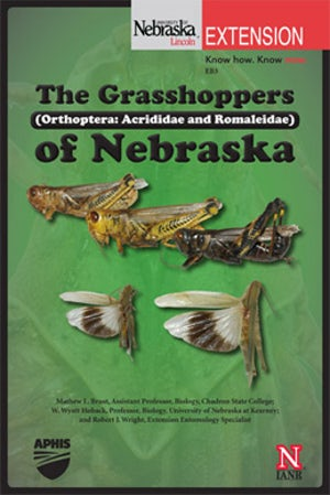 Grasshoppers of Nebraska