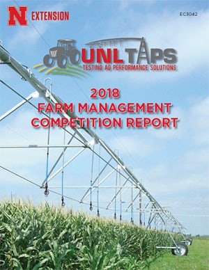 2018 Farm Management Competition Report